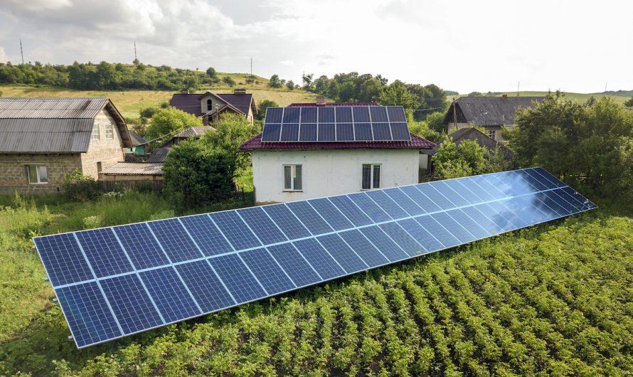 Comment produire de l'électricité renouvelable à la maison ?
