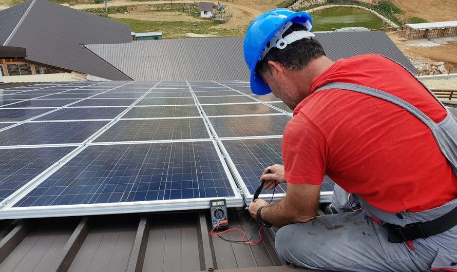 Panneaux photovoltaïques monocristallins et polycristallins